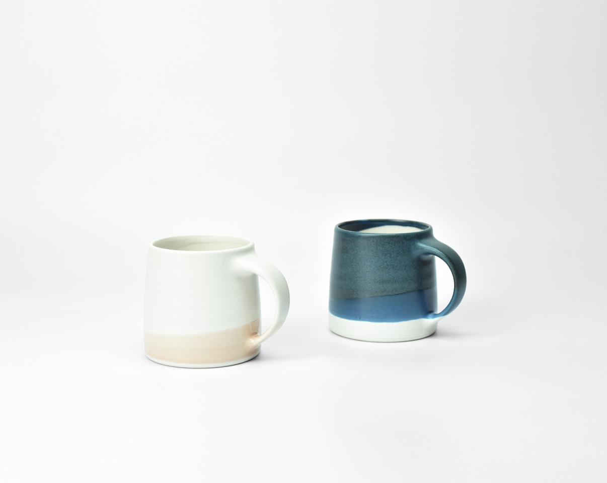 The Coffee Officina Kinto SCS mugs