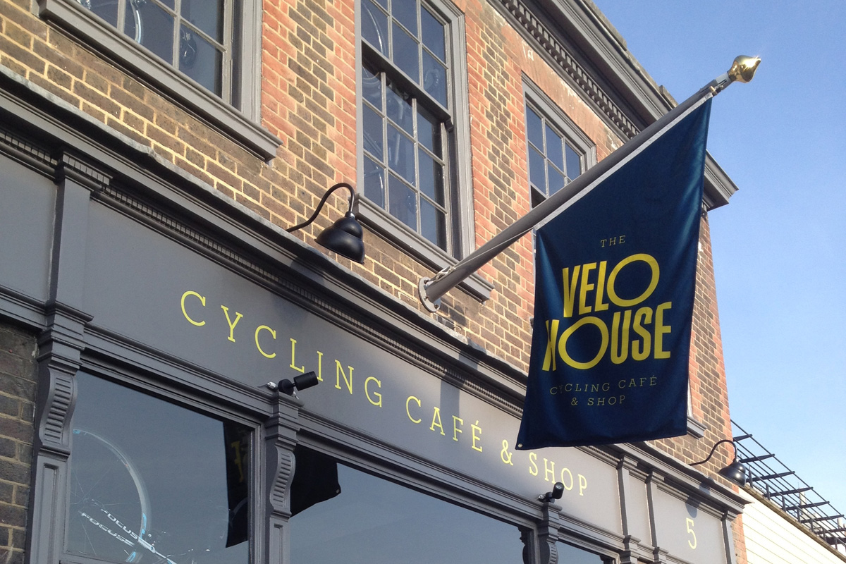 Velo House Cycling cafe and shop