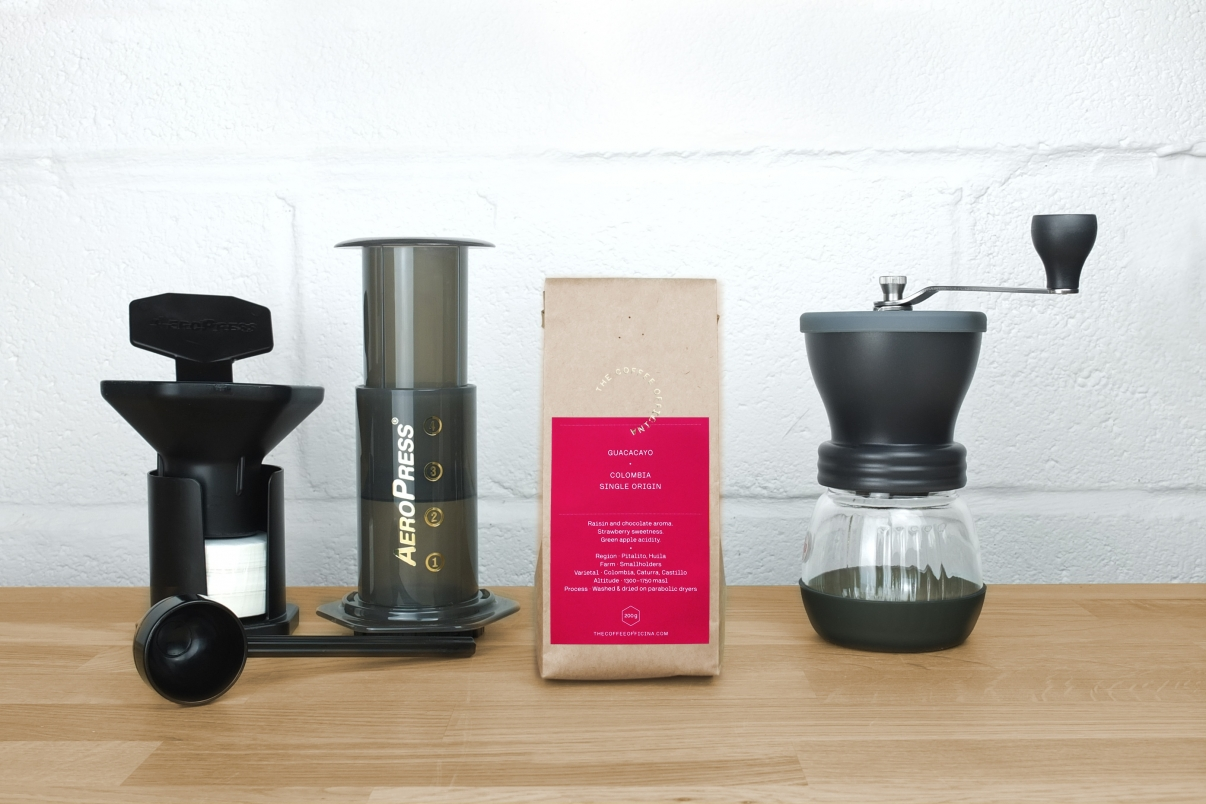Gift Set Brew Equipment