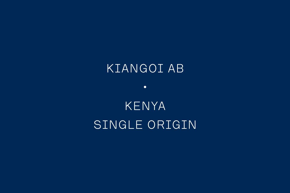 Kiangoi AB product image