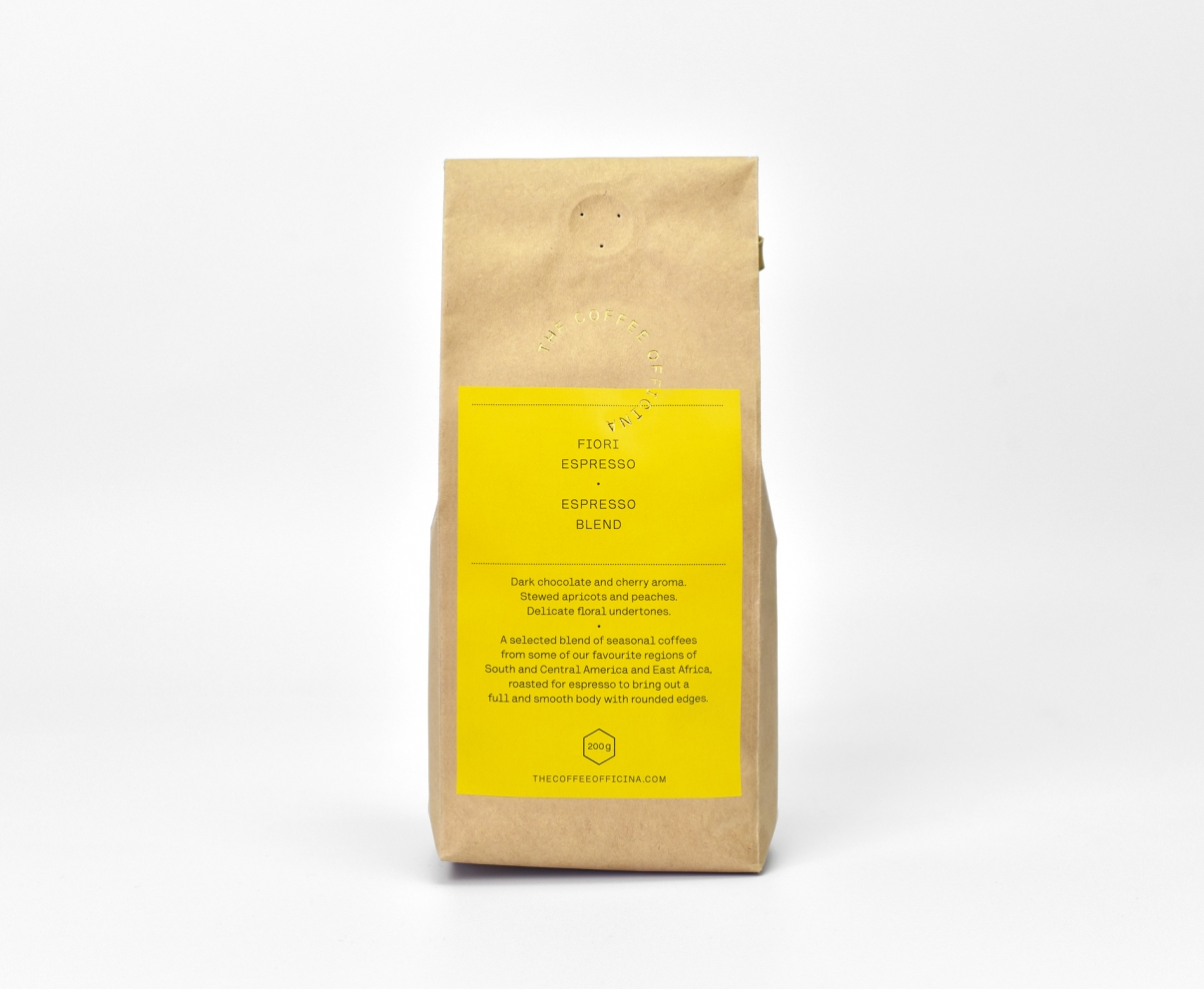 The Coffee Officina Fiori Espresso Blend