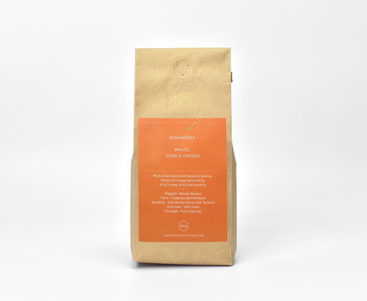 The Coffee Officina Samambaia Brazil Single Origin