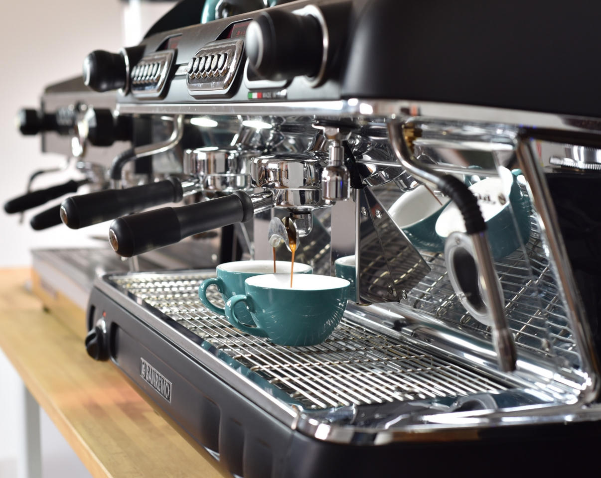 The Coffee Officina Equipment