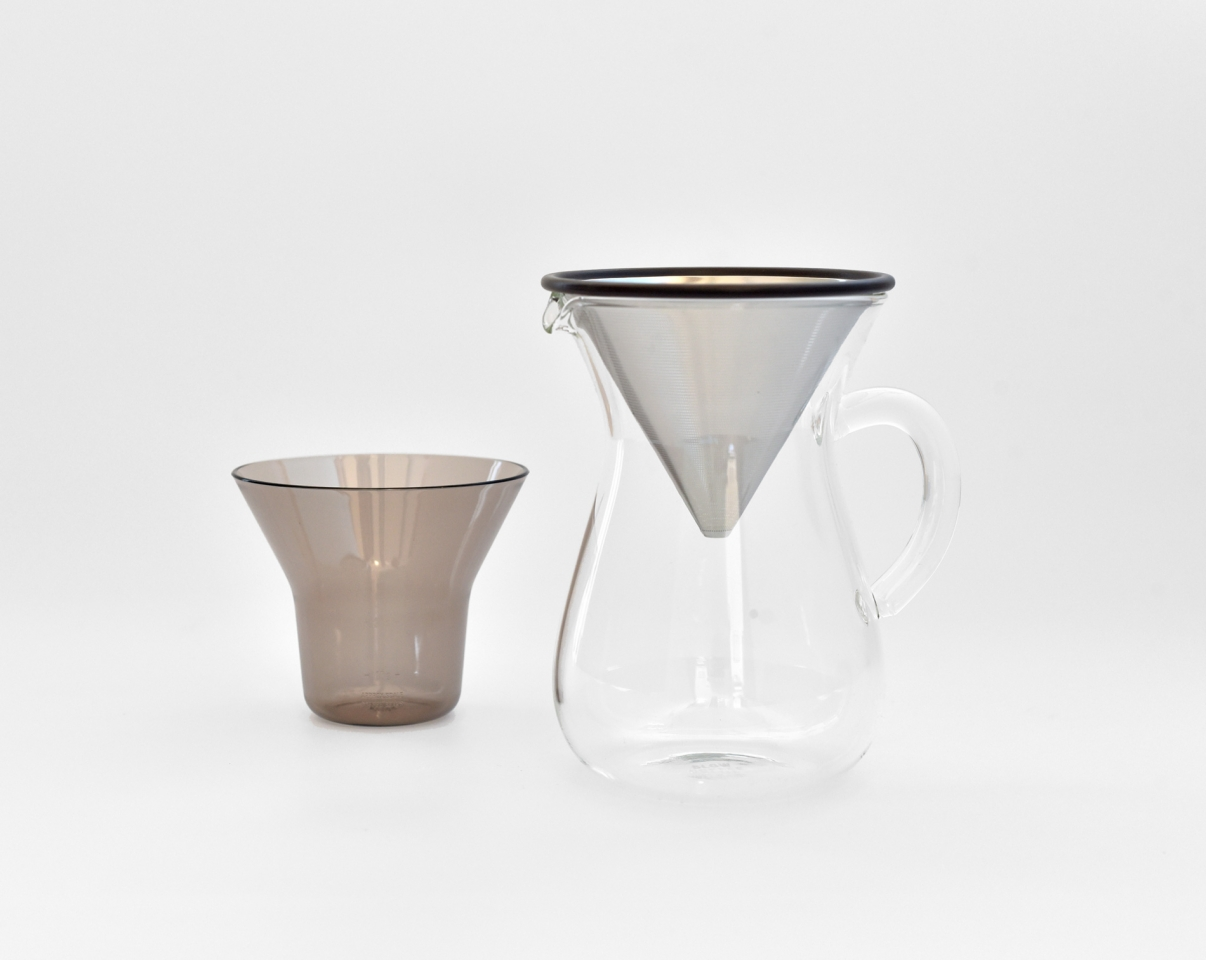 The Coffee Officina Kinto Slow Coffee Carafe Set 300ml