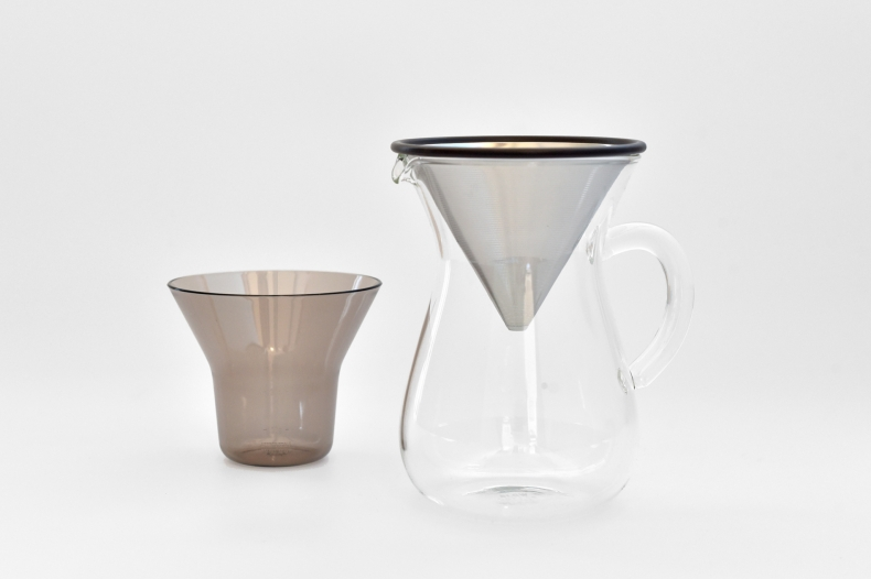 The Coffee Officina Kinto Slow Coffee Carafe Set 300ml