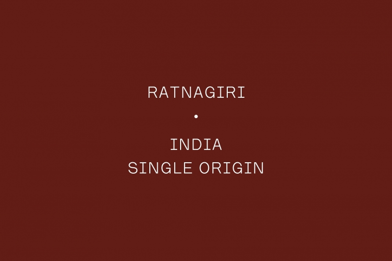 The Coffee Officina Ratnagiri India Single Origin
