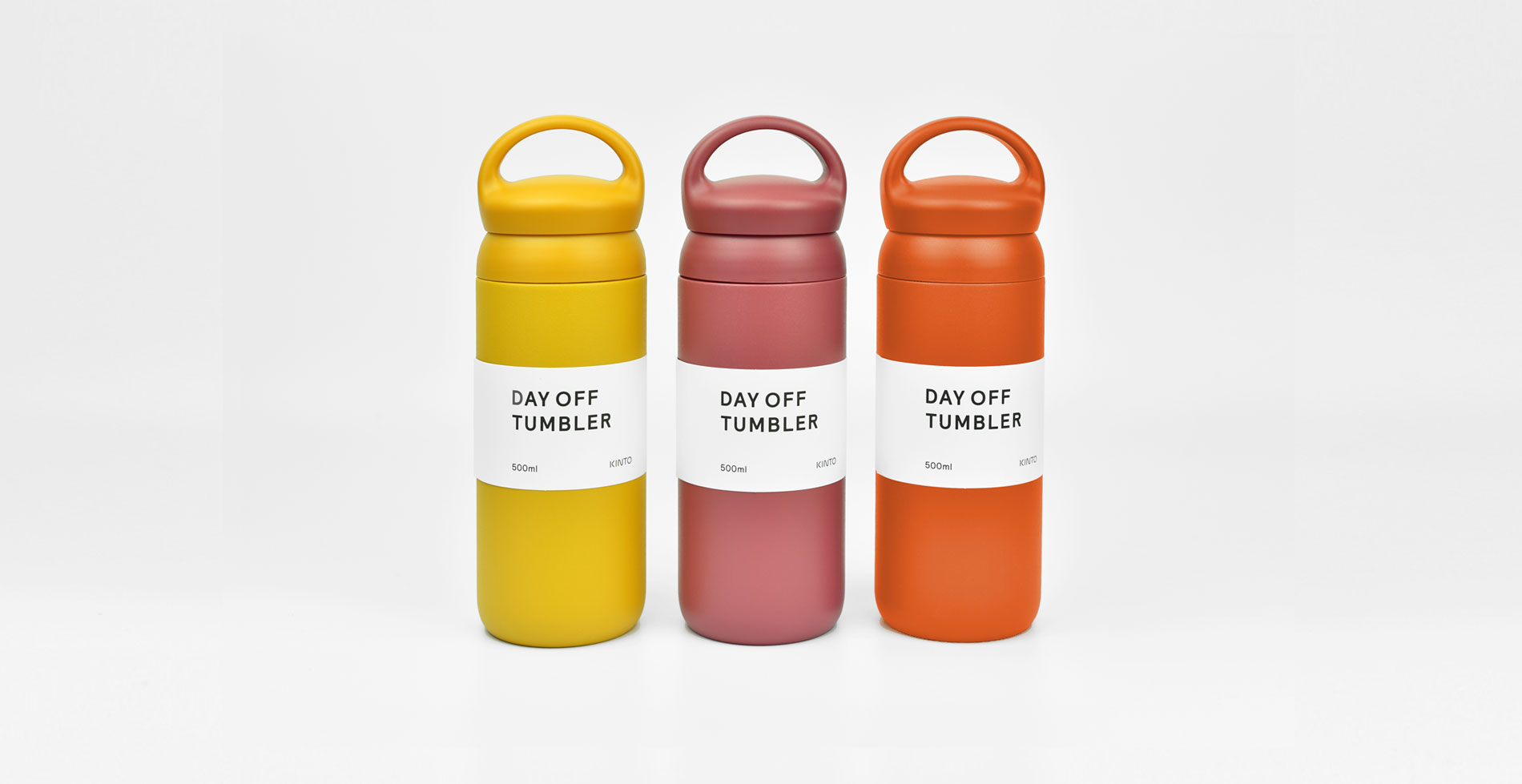 The Coffee Officina Kinto Day Off Tumbler 500ml