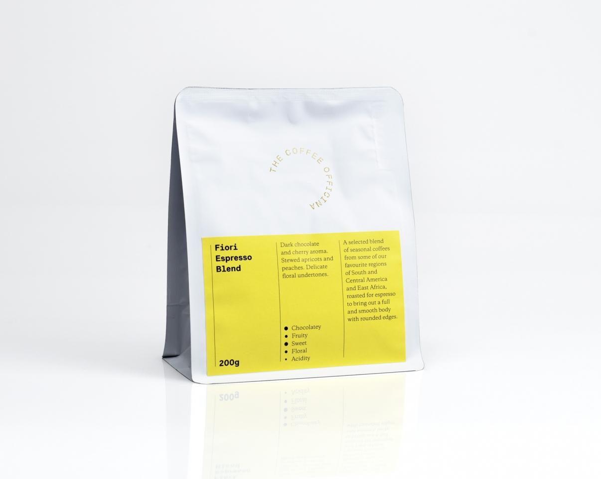 The Coffee Officina Fiori Espresso Blend