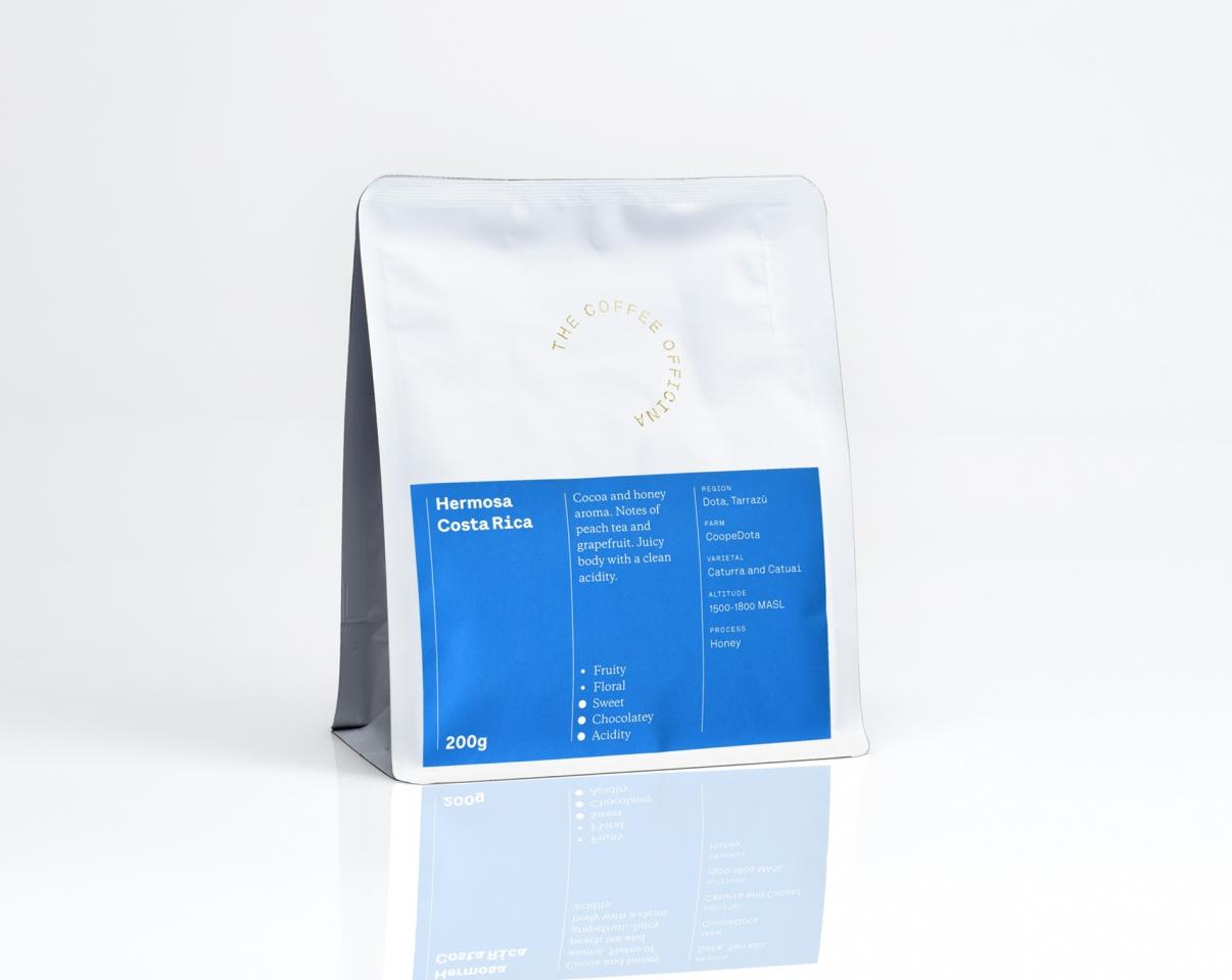 The Coffee Officina Hermosa Costa Rica Single Origin