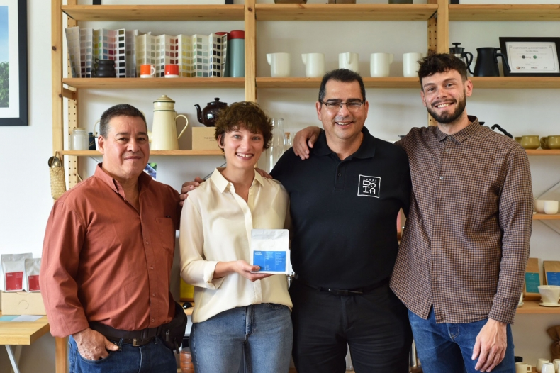 The Coffee Officina Hermosa Costa Rica Single Origin