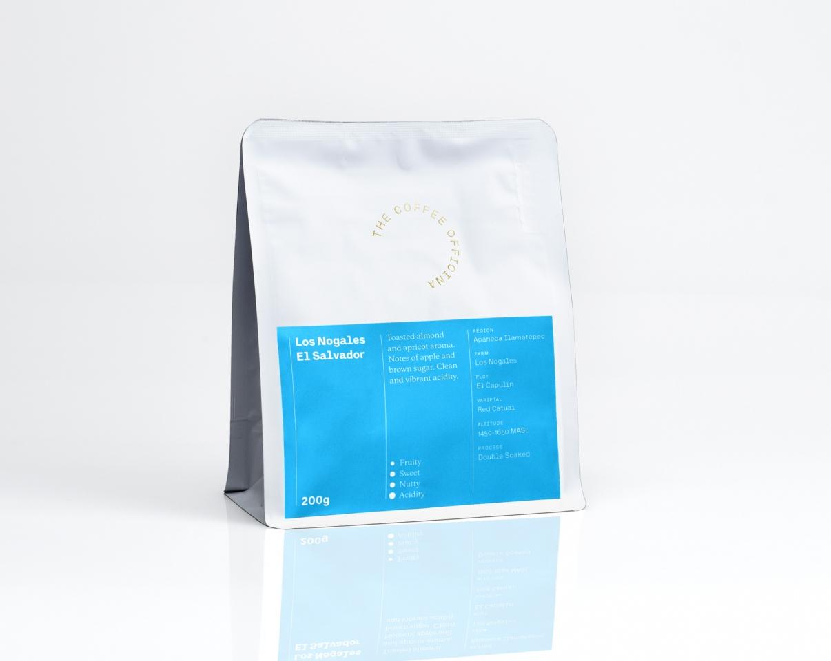 The Coffee Officina Los Nogales El Salvador Single Origin