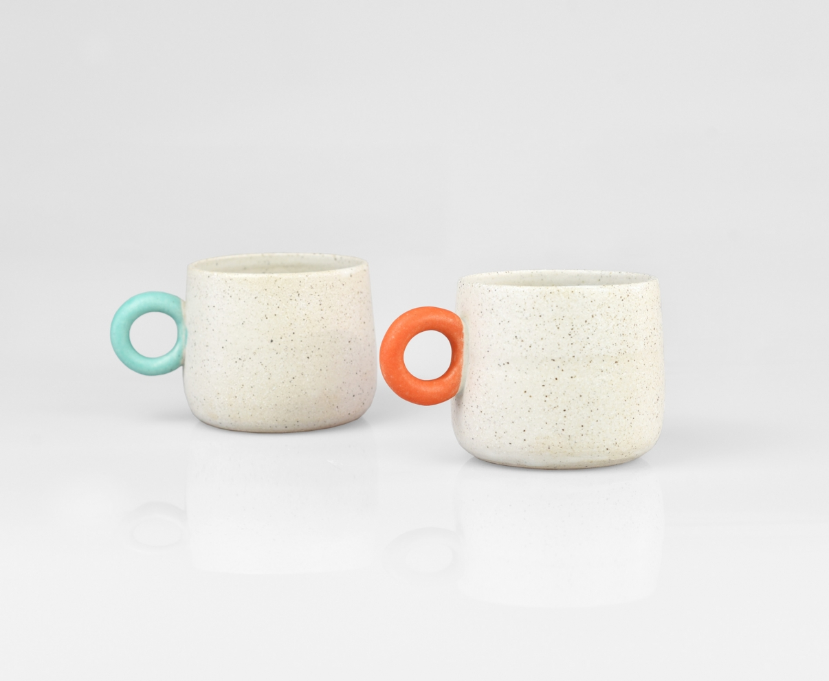 The Coffee Officina mug
