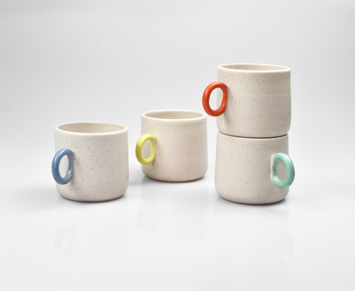 Coffee Officina mugs