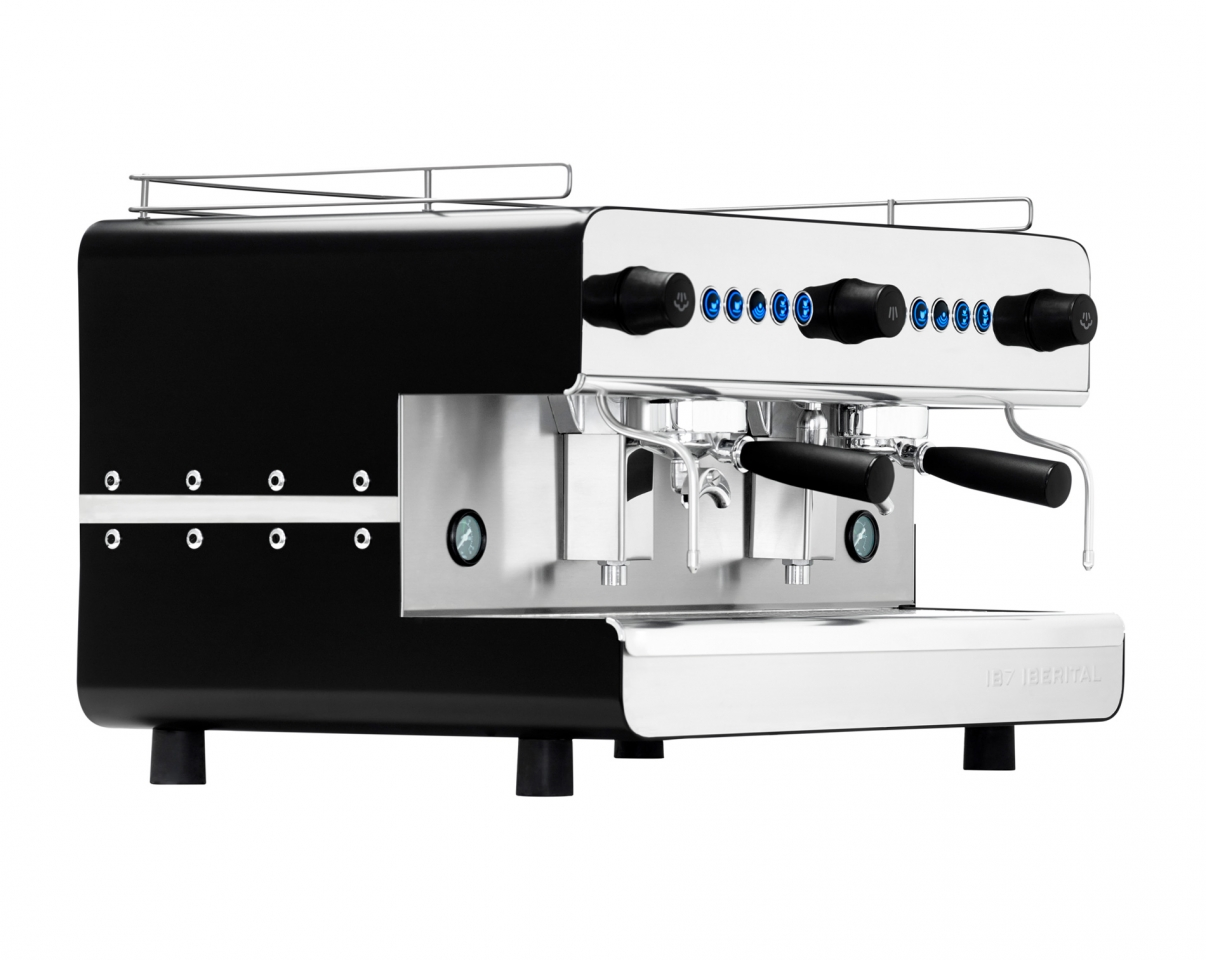 Iberital IB7 2 Groups Espresso Machine
