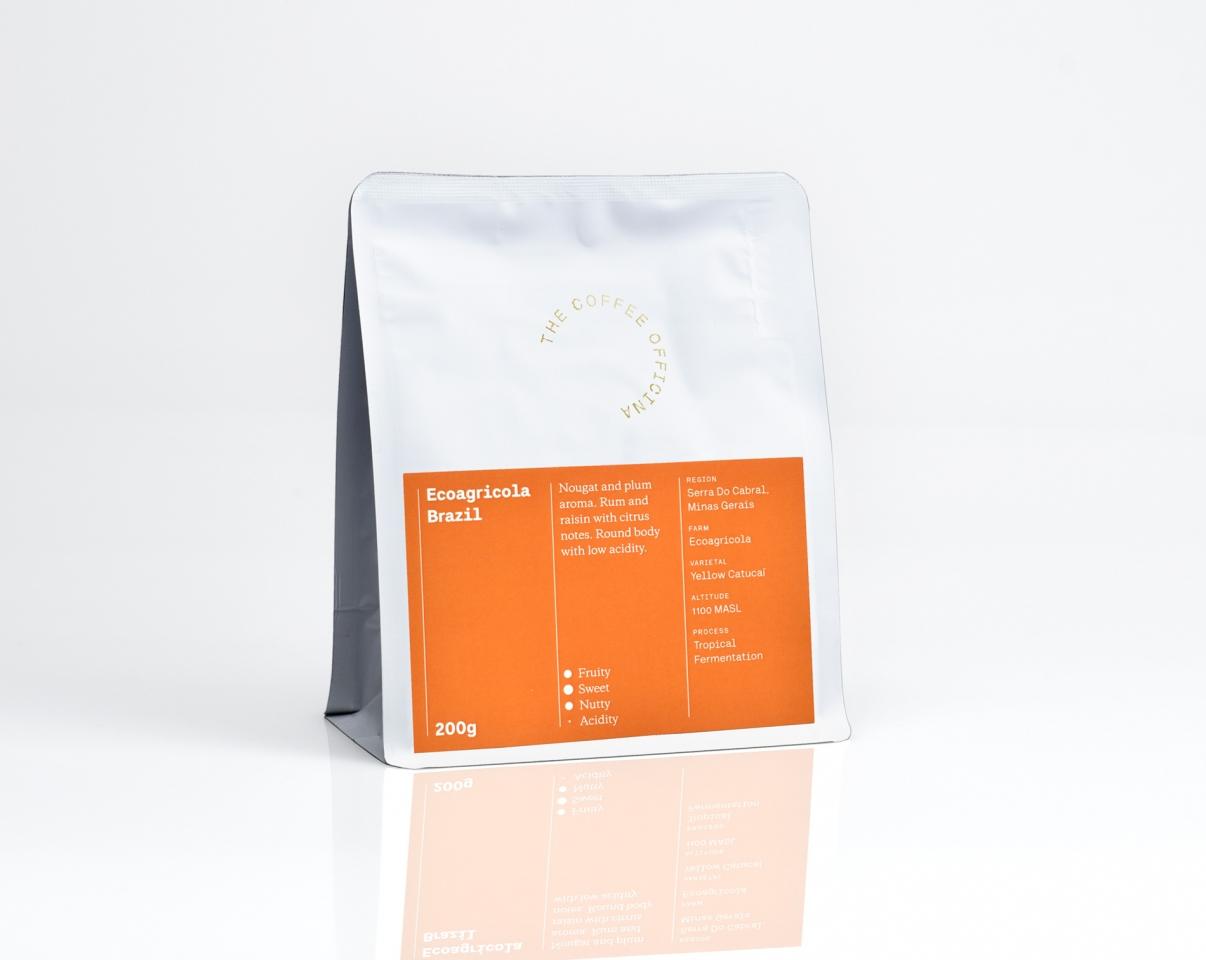 The Coffee Officina Ecoagricola Brazil Tropical Fermentation