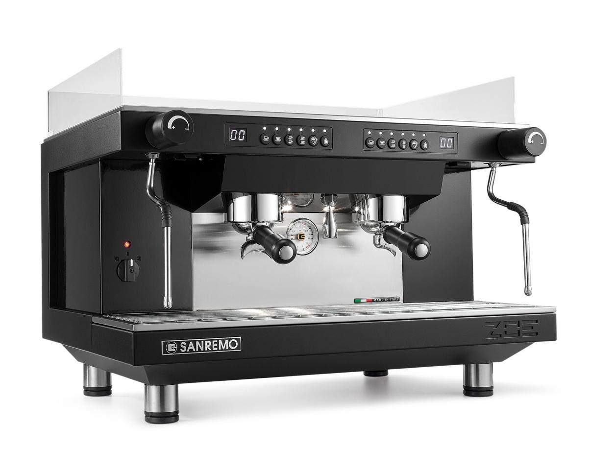 Sanremo Zoe Vision 2 groups espresso machine
