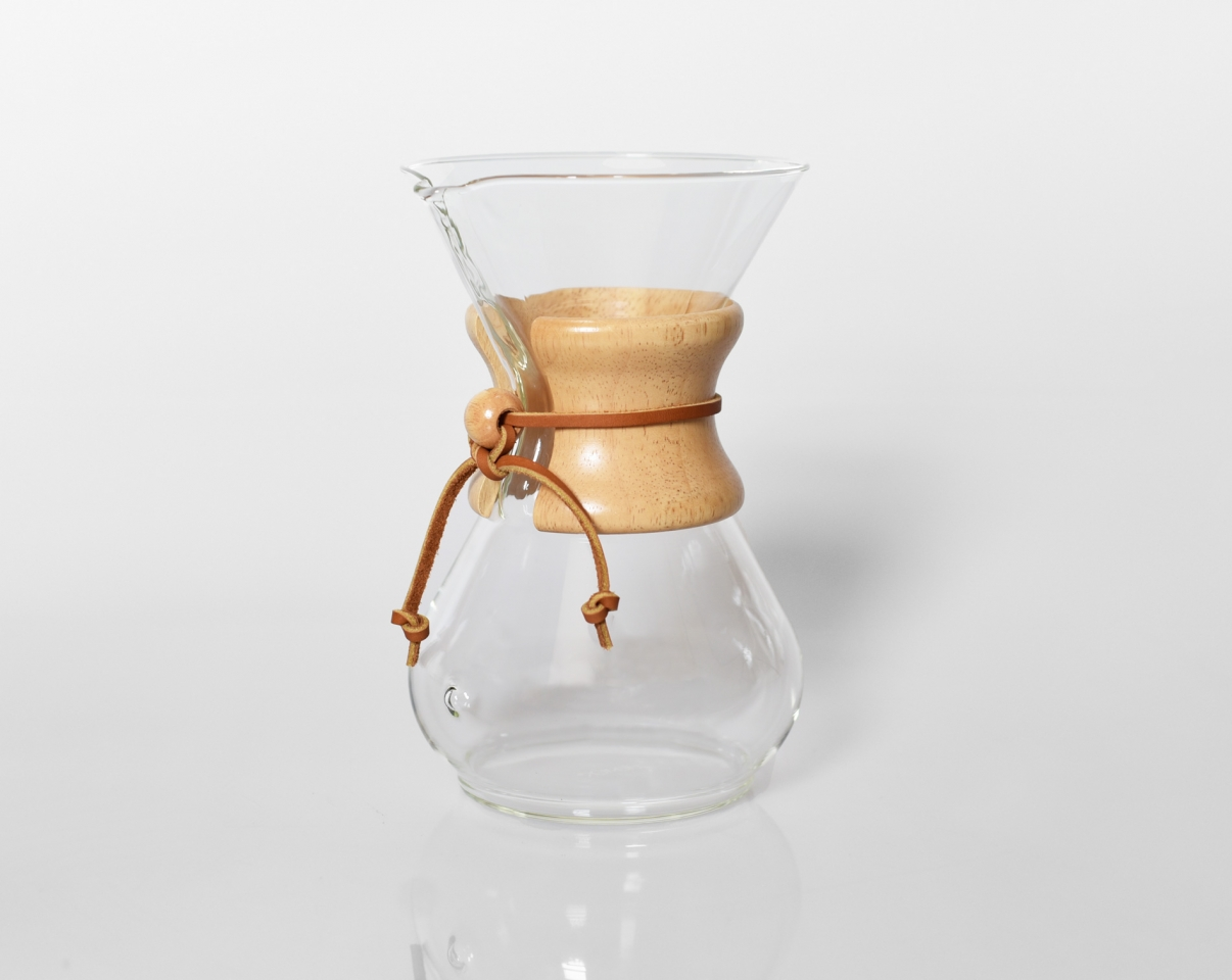 The Coffee Officina Chemex Coffee Maker 6 cups