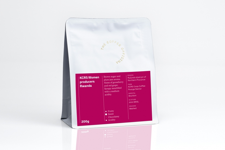 The Coffee Officina KCRS Women producers Rwanda