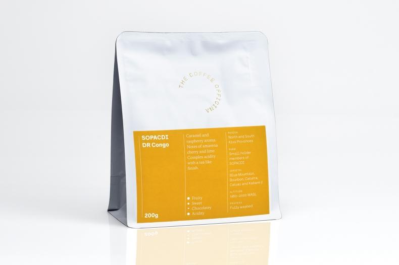 The Coffee Officina SOPACDI DR Congo Single Origin