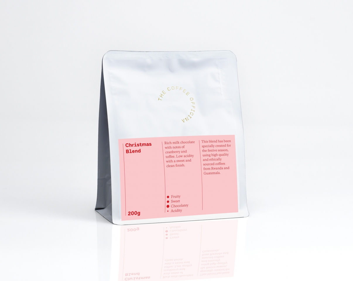 The Coffee Officina Christmas Blend