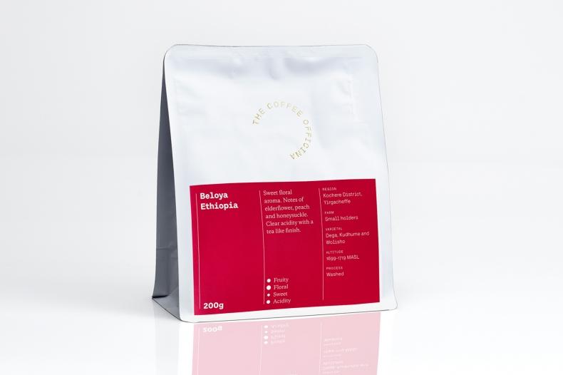 The Coffee Officina Beloya Ethiopia Single Origin